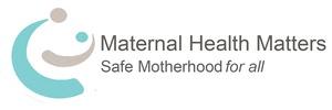 Maternal Health Matters Logo